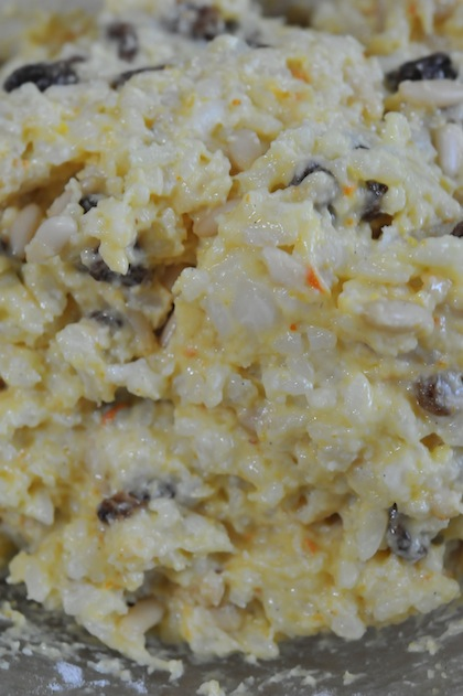 Mixture for Gluten-free Frittelle di Riso
